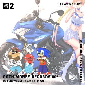 Goth Money - 6th September 2017