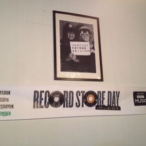 The Headfunk Show Record Store Day 2016 Special From Ventnor Exchange