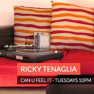"""Can U Feel It"" Radio Show #50 The Best Of by Ricky Tenaglia"
