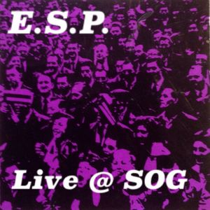 E.S.P. live @ Spirit Of Gravity