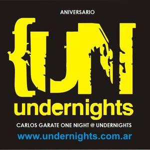 CARLOS_GARATE_ONE_NIGHT@UNDERNIGHTS