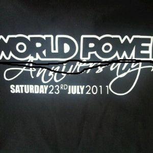WORLD POWER SOUND R&B and HIP-HOP