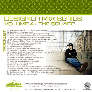 Designer Mix Series -Volume 4 :: The Square