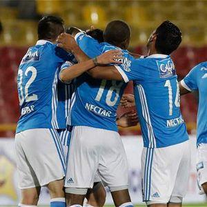 Millonarios vs Jaguares Liga FPC - Agosto 17