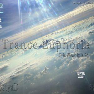 KostyaD – Trance Euphoria #090 This week it is so! [21.11.2015]
