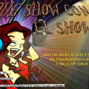 Que show con el show Audio testigo 18-02-2016