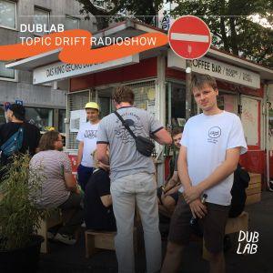 Topic Drift Radio w/ Vincent Grabowski (August 2018)