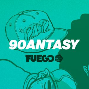 90antasy Mix by DJ2D2 (Fuego Squad)