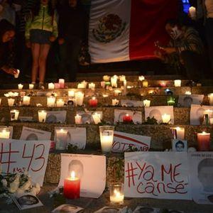 Prog 13 - 3er bloque, Ayotzinapa, situación en México; Elecciones Uruguay, Ley de medios