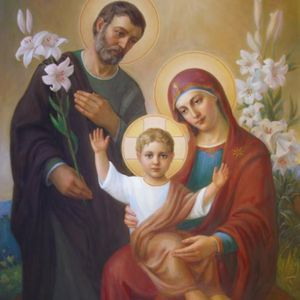 December 30, 2012 - Feast of the Holy Family (McLaughlin)