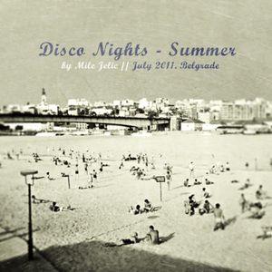 Disco Nights - Summer