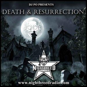 Dj Po's Death & Resurrection show November 2012