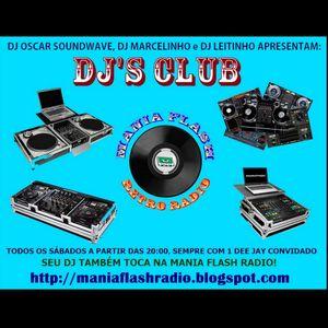 Mania Flash Radio - DJs CLUB - Programa 21 - Oncle Vervain (05-03-2016)