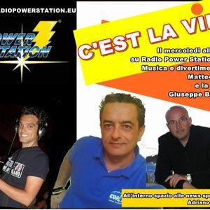C'est la vie - 9-11-2011 - Radio Power Station ,Con M.Inturri e A.Canonico,in regia G.Battaglia