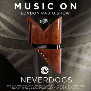 NEVERDOGS 25/03/2016 @ MUSIC ON LONDON AT ELECTRIC BRIXTON