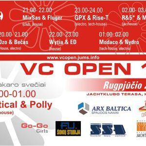 Critical & Polly LIVE @ Kaunas JachtClub 2006