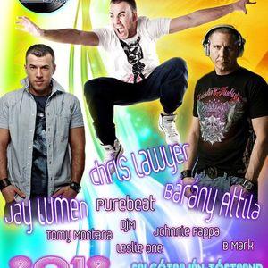 Tomy Montana - Live @ Tó-Strand Salgótarján The Best Summer Start Party 2012.06.14.