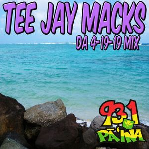 Tee Jay's Pa'ina Traffic Jam Mix 04-19-19