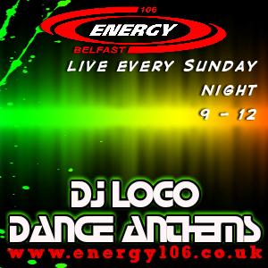 Dance Anthems 31-07-2016 DJ Logo