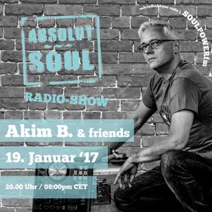 Absolut Soul Show /// 19.01.17 on SOULPOWERfm