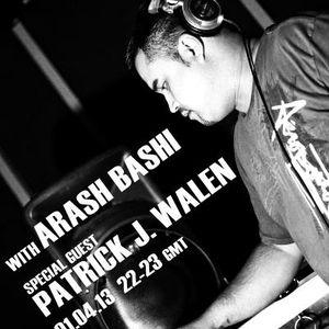 Deep Fusion Radio with Arash Bashi mix on westradio.gr