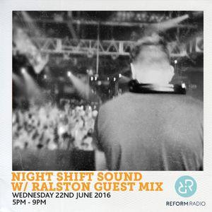 Night Shift Sound 22nd June 2016