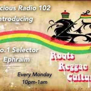 DJ EPHRAIM on concious radio 20.01.2014