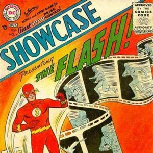 22 - Showcase #4 - The First Appearance Of The Flash, Barry Allen