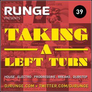 Taking A Left Turn 039 (September 2011)
