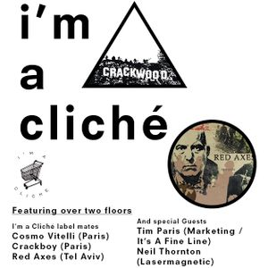 Red Axes Guest Mix - I'm A Cliche for East Village - 27.2.13