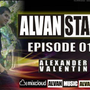 Alvan Stage Episode 010 24.09.11