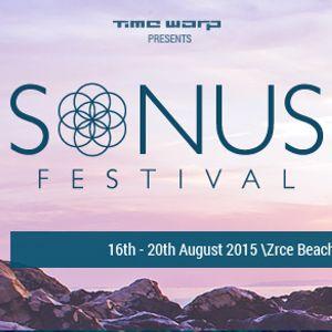 &ME b2b Adam Port live @ Sonus Festival 2015 (Croatia)