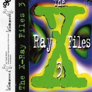 XRay - The X-Ray Files 3 - Side B - Intelligence Mix 1996