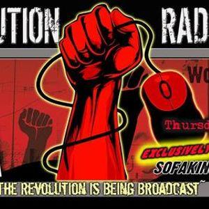 Revolution Radio #1 w/ Keith Jackson January 22, 2015