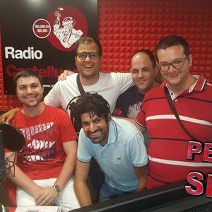 al People Show di Radio Castelluccio , Ertila Giordano intervista il gruppo Startup Weekend Salerno