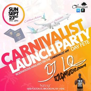 DJ LQ Carnivalist Launch Party Mixtape
