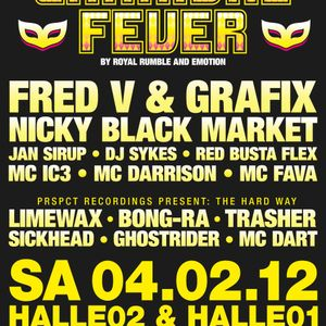 Grafix Mannheim fred v grafix with darrison carnival fever heidelberg 04 02