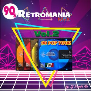90s RETROMANIA Mix Vol.2