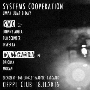 Dziobak @ Systems Cooperation, Jablonec nad Nisou 18.11.2k16