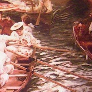 D.J.Francis Ronan - regatta platters