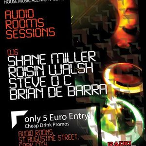 Shane Miller @ Audio Rooms Sessions Jan 26th 2013 (Radio Now 87.8)