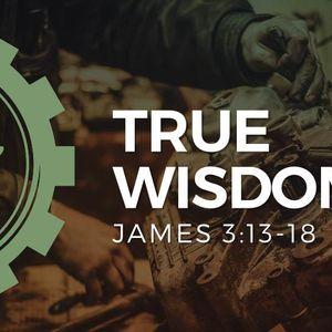 True Wisdom [James 3:13-18]
