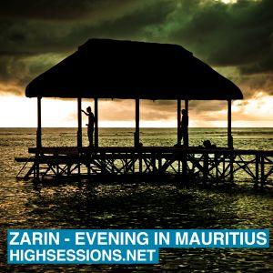 Evening in Mauritius