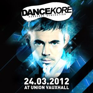 DanceKORE 24th March Cyber & Giggly B2B Set