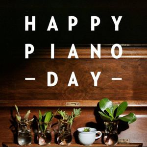 Erased Tapes (Piano Day Special) - 22nd March 2016