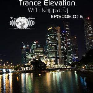 Kappa Deejay - Trance Elevation [Episode 016]