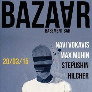 Max Muhin - Friday For Friends @Bazaar,Minsk