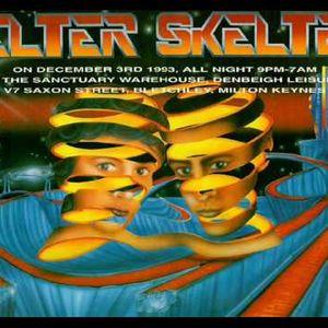 DJ Rap - Helter Skelter, 3rd December 1993