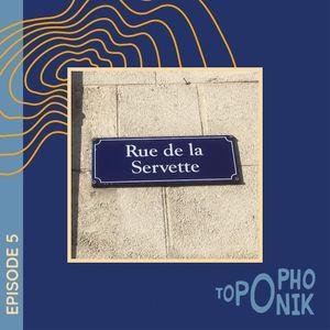 TOPOPHONIK #EPISODE 5 :  Capsule sonore de la Servette - Reportage