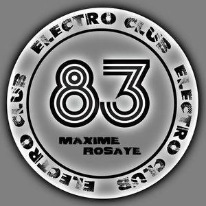Maxime Rosaye @ 83 Club (Marseille) 29.08.15